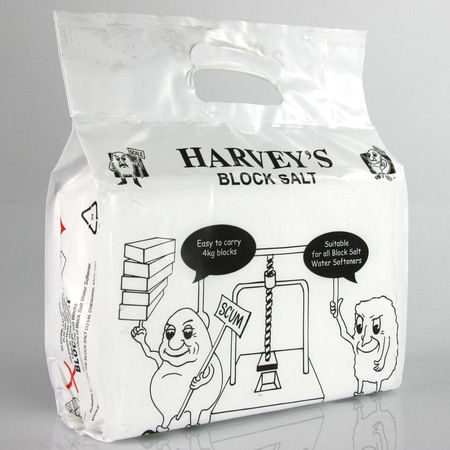 Harvey's Block Salt | Silk Flow